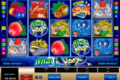 what a hoot microgaming pokie