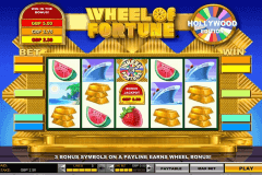 wheel of fortune hollywood edition igt pokie