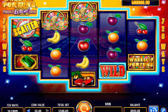 wheel of fortune igt pokie