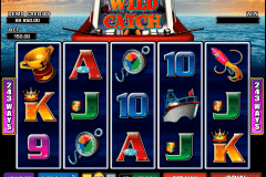 wild catch microgaming pokie
