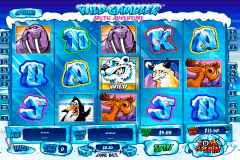 wild gambler arctic adventure playtech pokie