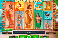 wild water netent pokie