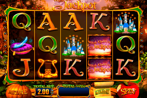 wish upon a jackpot blueprint pokie