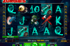 zombies netent pokie